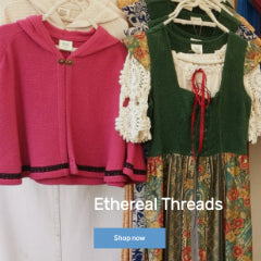 Ethereal Threads clothes and costumes