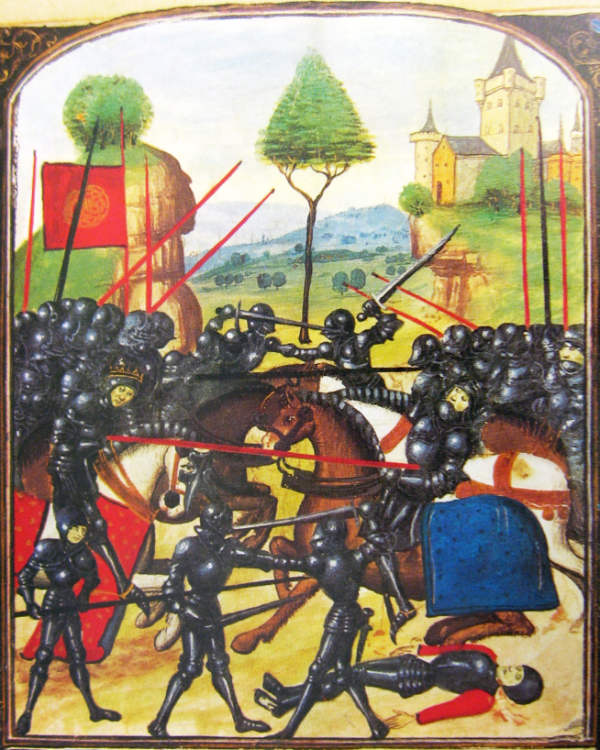 MS_Ghent depictions of the Battle of Barnet.