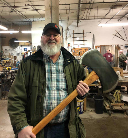 Paul Bunyon Axe