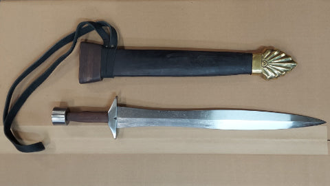 Xiphos and Scabbard by Arms & Armor