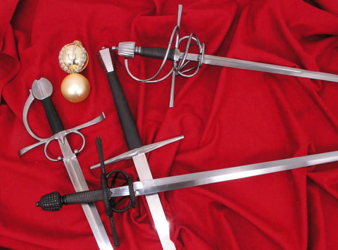 Christmas swords from A&A