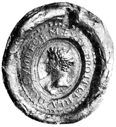 Seal of Louis the German