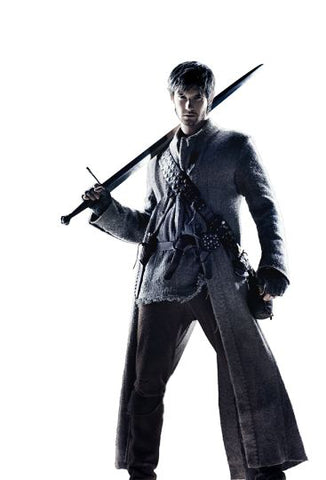 Sword drawn Ben Barnes image.