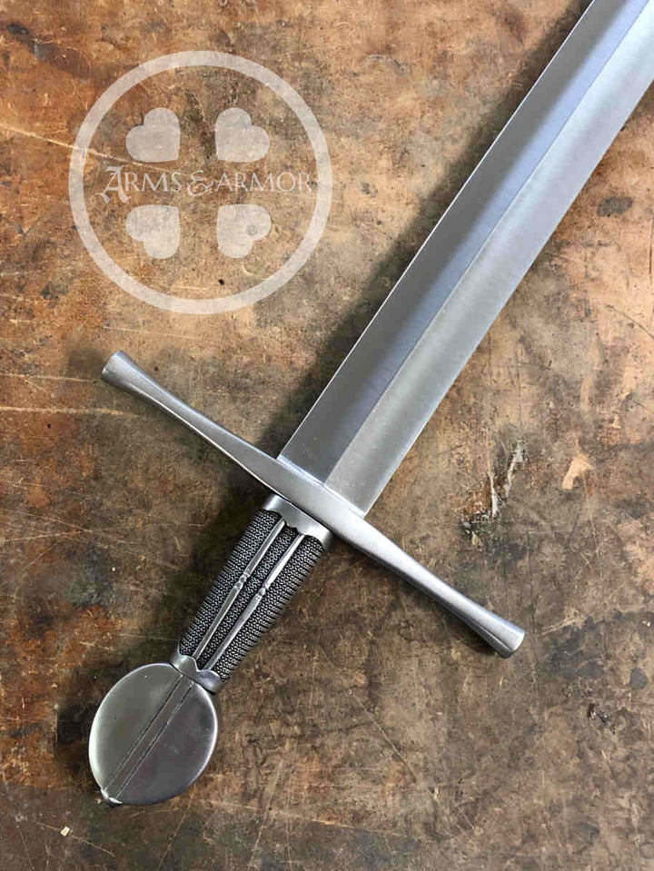 Oakeshott Sword - Hollow Ground