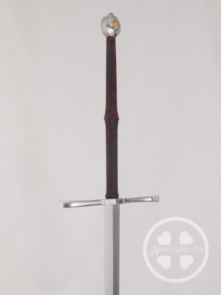 Two Handed Sword with Coins