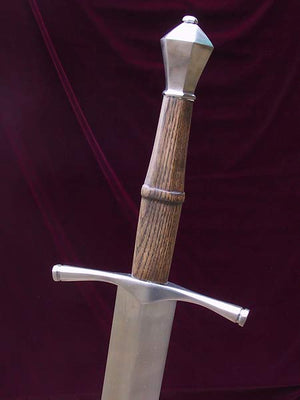 Custom Hand-and-a-half Sword