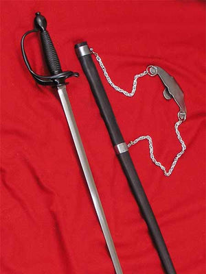 Double Loop Hilt Smallsword