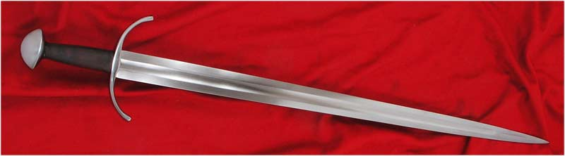 Custom Type XI Sword
