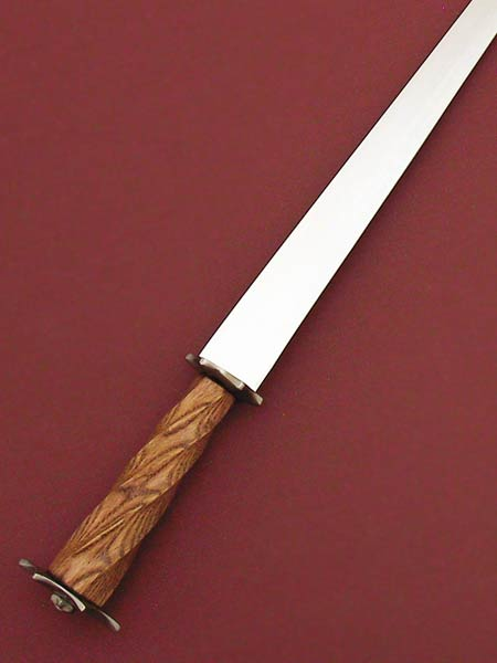 Rondel Dagger #110 14th century Italian fighting knife.