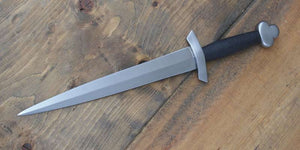Morgan Bible Dagger #240 13th century fighting dagger.