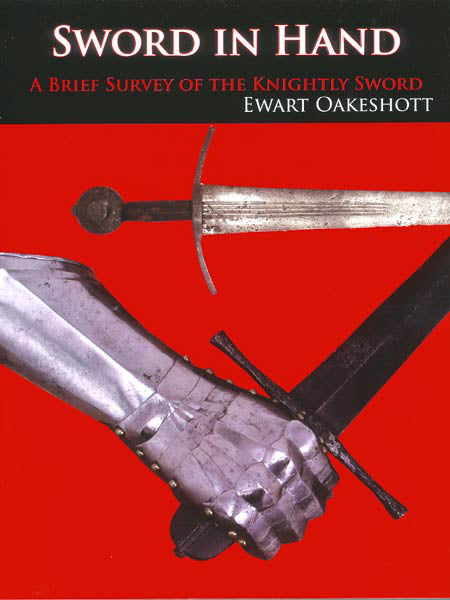Sword in Hand by Ewart Oakeshott cover image.