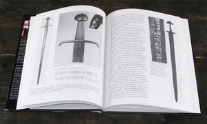 Sword in Hand by Ewart Oakeshott open to page of images and text #959.