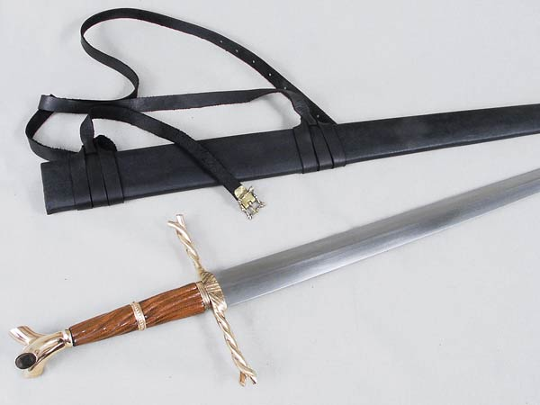German Branch Sword - Bronze hilt - Oakeshott Type XVIIIa