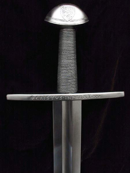 St Maurice Sword #145 Oakeshott Type XI replica of the coronation sword of the Holy Roman Empire.
