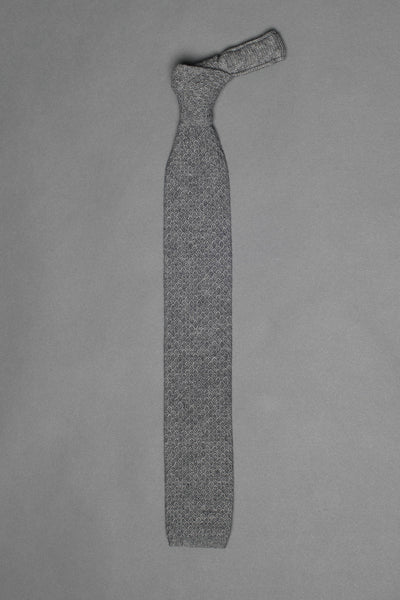 1. Cotton knitted Tie