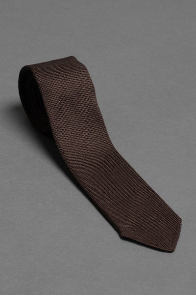 brown-silk-knitted-formal-tie-with-pointed-tip-made-in-italy