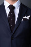 silk-knitted-tie-with-square-tip-black-with-polka-dots-made-in-italy-combo-matching-pocket-square