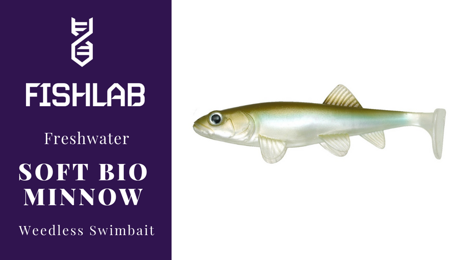 Bio-Minnow Swimbaits by FishLab Tackle