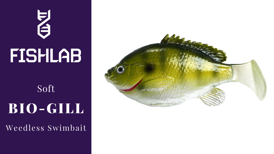 Soft Bio-Gill by FishLab Tackle