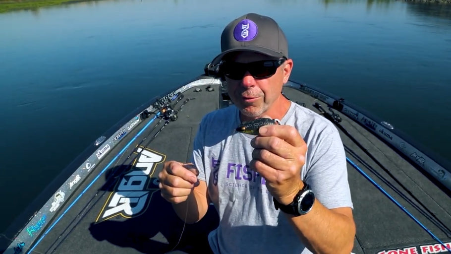 A Quick Tip on Getting Better Topwater Action on your Baits