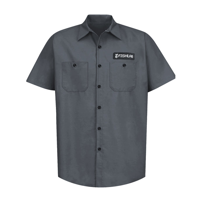 FishLab Button Up Work Shirt