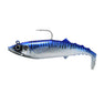 FishLab Soft Mack Attack Swimbait Blue Mackerel