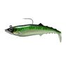 FishLab Soft Mack Attack Swimbait Green Mackerel