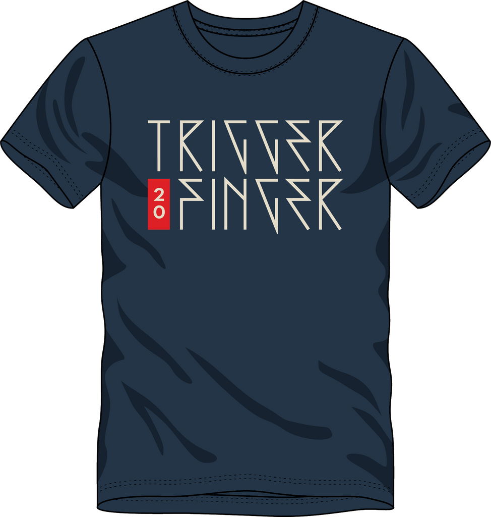 TF20 T-shirt Navy