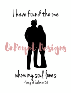 Coach/Wife Song of Solomon, Digital File