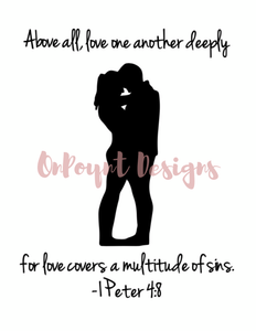 Love Deeply, Digital File