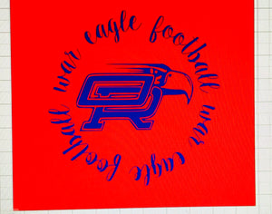 Adult Oak Ridge War Eagles