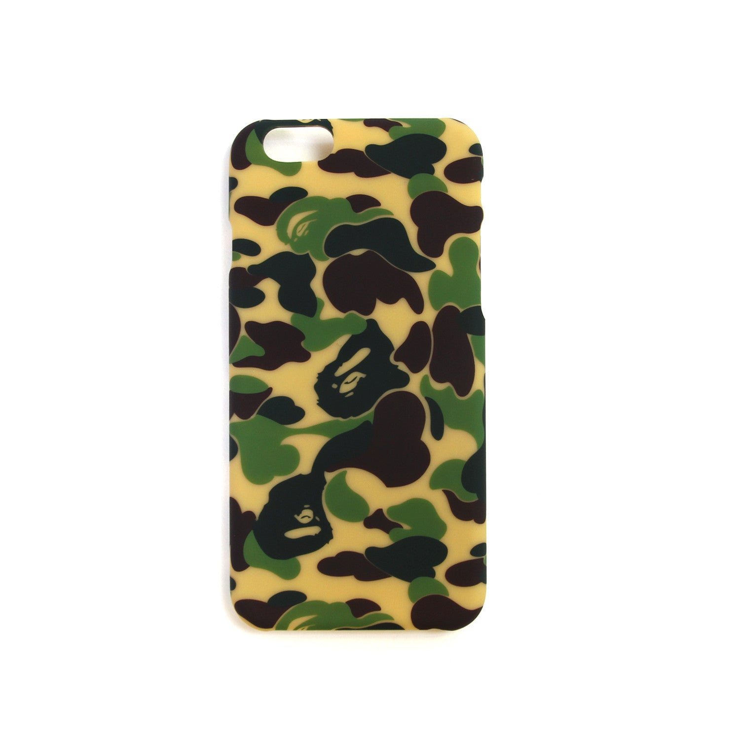 best sneakers cedbb abdc9 BAPE Iphone 6 Case (Green)