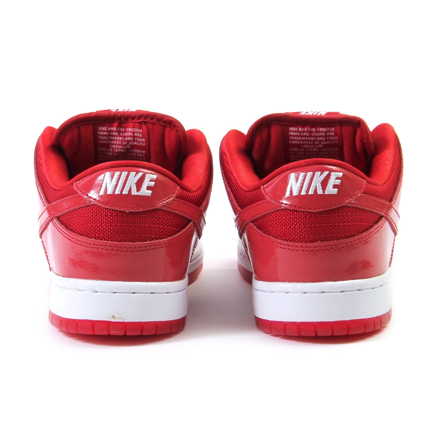 best prices clearance prices footwear Dev Concepts | Nike Dunk Low Pro SB (Varsity Red/Varsity Red ...