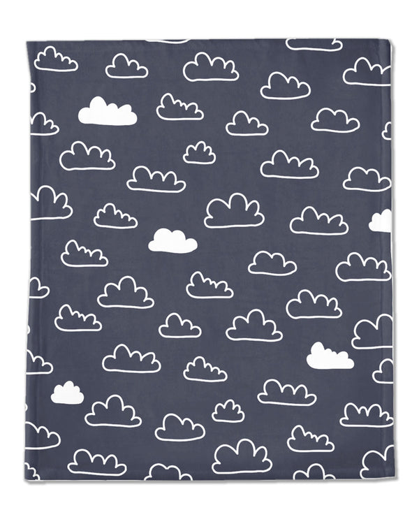 CLOUDS | Minky Blanket