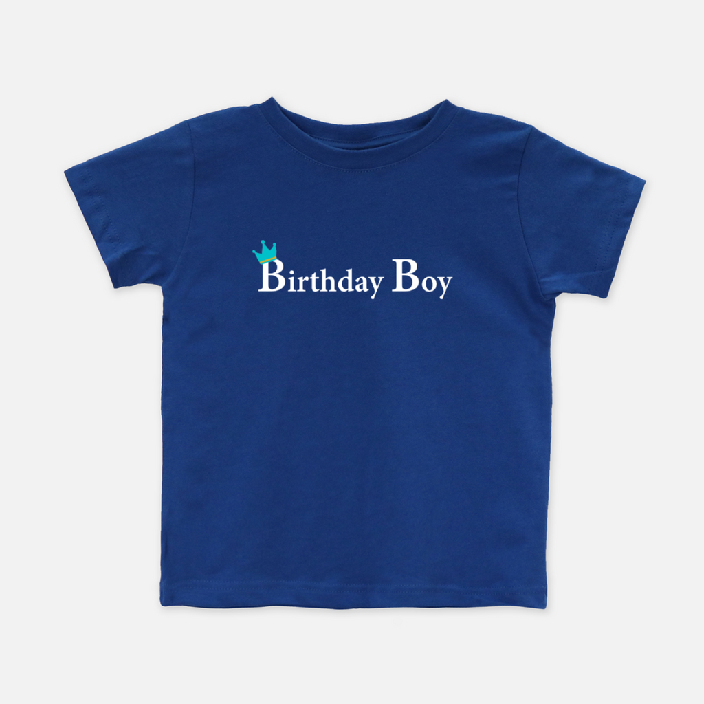 BIRTHDAY BOY | Toddler T-shirt
