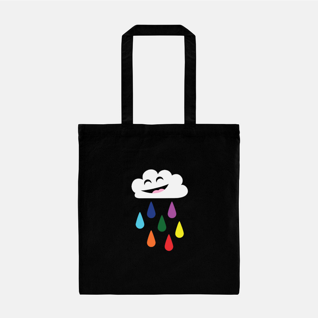 RAINBOW CLOUD |  Tote Bag
