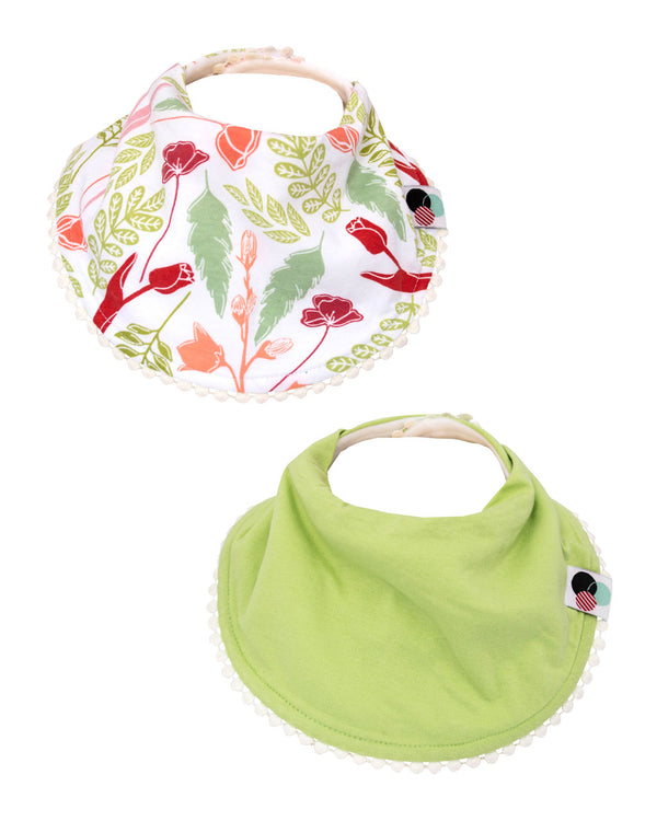 AUBREY | Darling Bibs (2-pack)