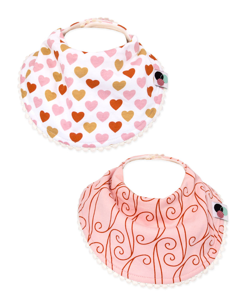 EMMA | Darling Bibs (2-pack)