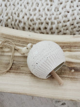 Load image into Gallery viewer, Ceramic bell wall hanging