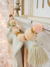 Load image into Gallery viewer, pom pom garland