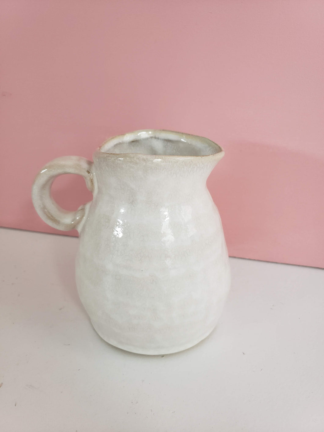 mini cream pitcher