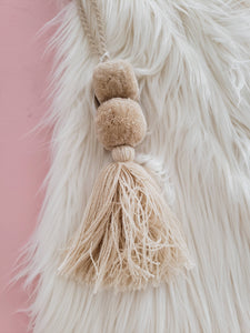 small stocking tassel
