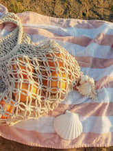 Load image into Gallery viewer, macrame farmers market bag