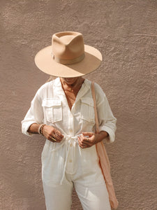 White sands jumpsuit