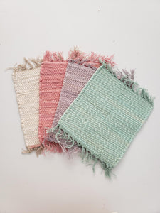 woven hot pads