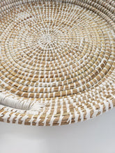 Load image into Gallery viewer, large sea grass basket with handles