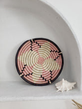 Load image into Gallery viewer, pink woven trivet