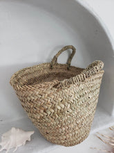 Load image into Gallery viewer, moroccan basket bag