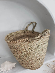 moroccan basket bag