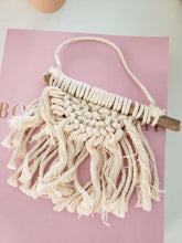 Load image into Gallery viewer, Mini macrame